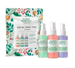 Mario Badescu- Facial Spray Trio