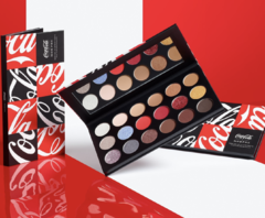 Pre Venta COCA-COLA X MORPHE THIRST FOR LIFE ARTISTRY PALETTE