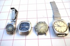 7 Relojes Automáticos Baltic/ogival/okinawa/framont/ As1130 - comprar online