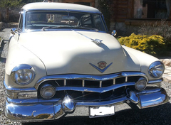 Cadillac 1952 Fleetwood Sixty Special