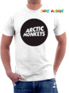Artic Monkeys - Remeras Color Animal