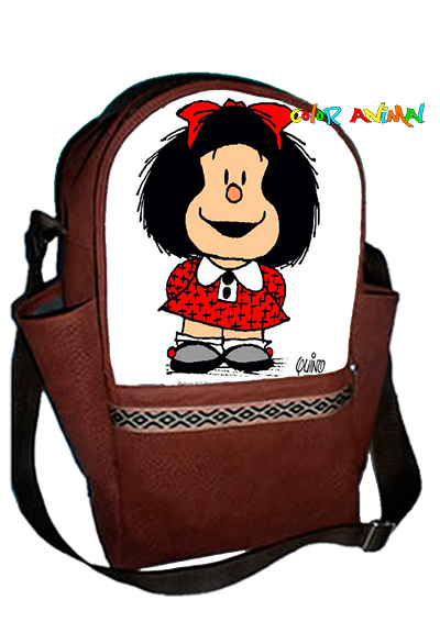 Bolso Mafalda Color Animal