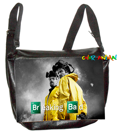 Morral de Cuerina Breaking Bad