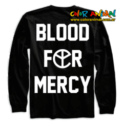 Buzo Yellow Claw Blood For Mercy