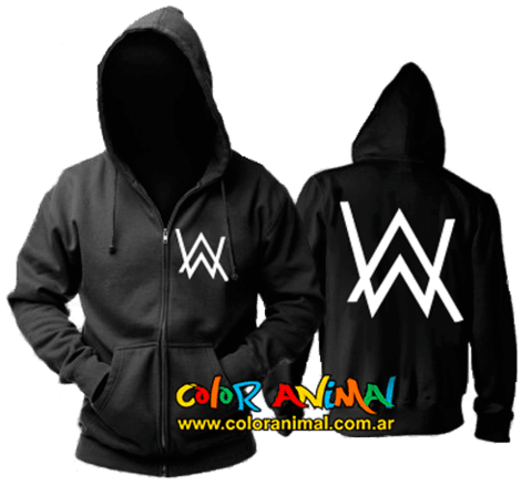 Campera Alan Walker
