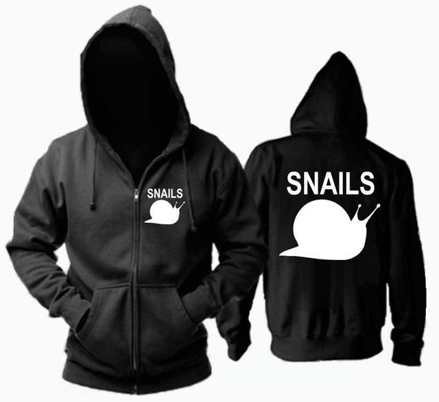Campera Snails en internet