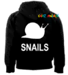 Logo Snails Campera Color Animal