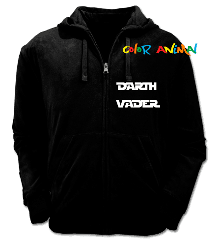 Campera Logo Darth Vader Star Wars - comprar online