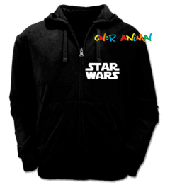 Campera Clone Trooper Star Wars