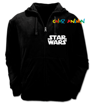 Campera Stormtrooper Star Wars Color Animal