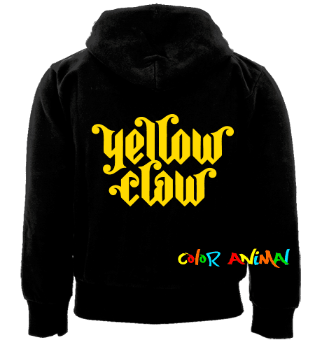 Campera Yellow Claw