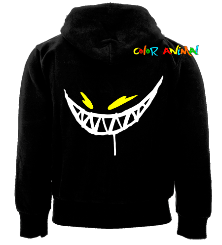 Campera Logo Feed Me  Color Animal
