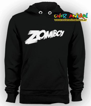 Canguro Zomboy Color Animal