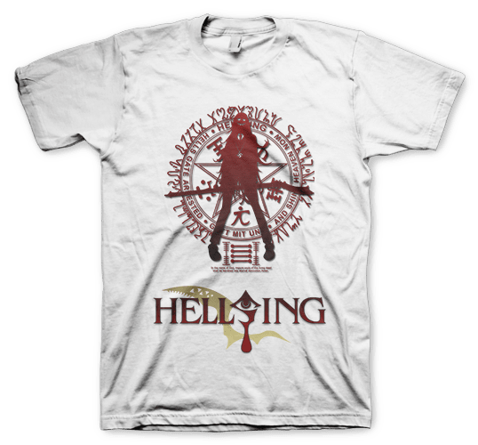 Color Animal Hellsing Anime