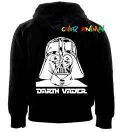 Campera Logo Darth Vader Star Wars