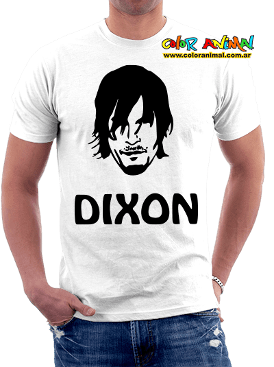 Dixon The Walking Dead