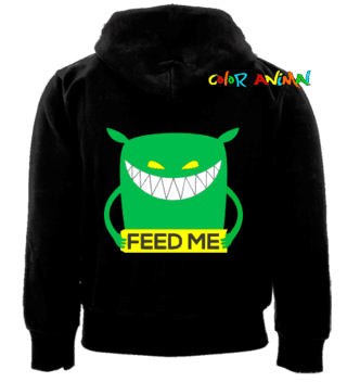 Canguro Feed Me Color Animal