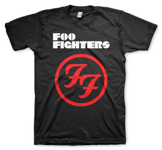 Foo Fighters Remera
