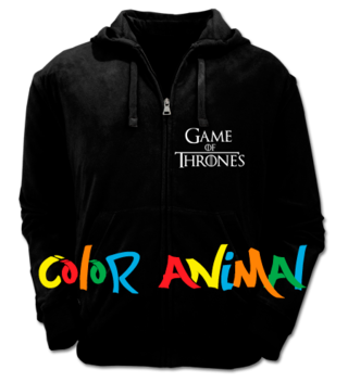 House Cerwyn Hones and Ready Game of Thrones Camperas Color Animal
