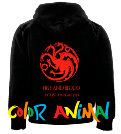 House Targaryen Fire and Blood Game of Thrones
