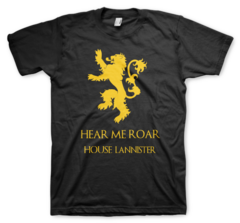 House Lannister Hear Me Roar