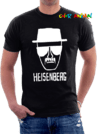 Heisenberg Breaking Bad - Remeras Color Animal