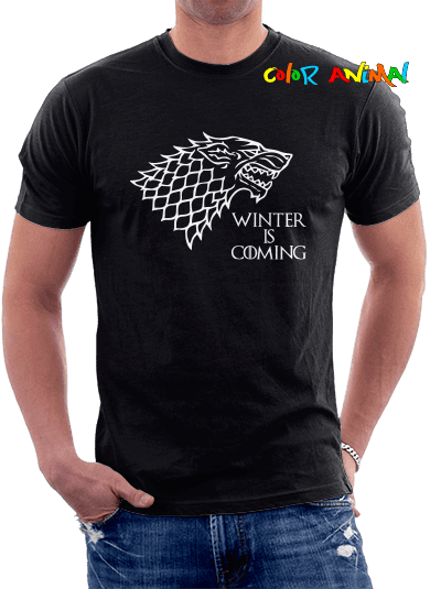 GOT House Stark Winter is Coming