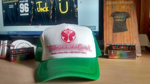 Gorra Tomorrowland