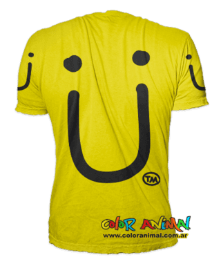 JackÜ Logo Remeras Color Animal - comprar online