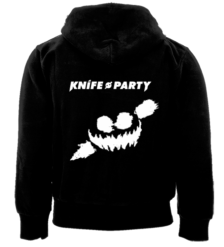 Knife Party Camperas Color Animal