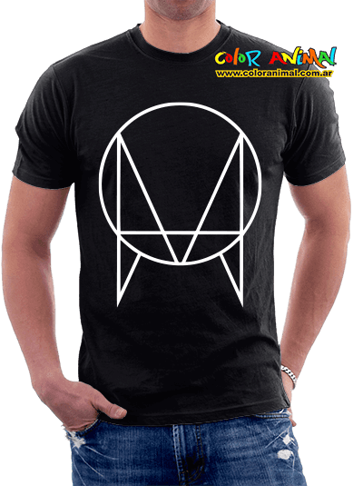 Logo OWSLA Color Animal