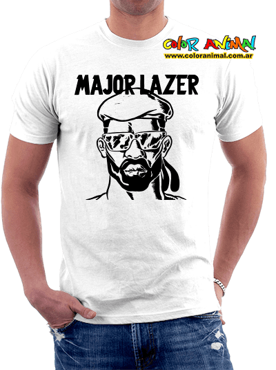 Major Lazer - comprar online