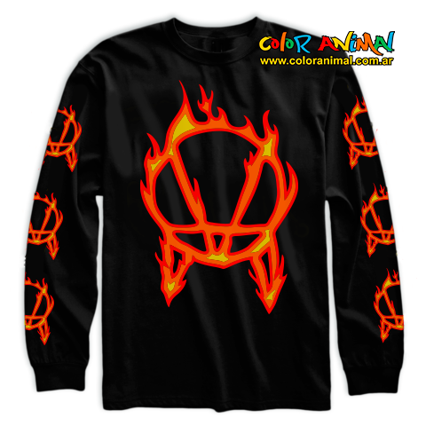 Owsla Red Flames