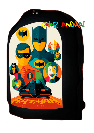 Mochila Batman Comic