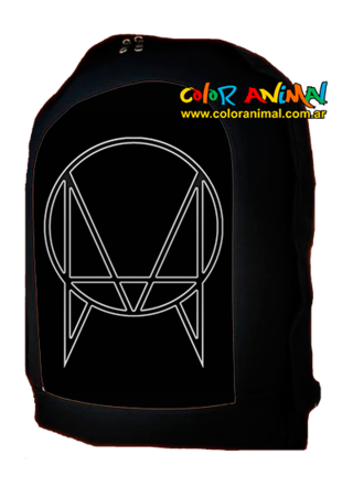 Mochila Logo Owsla - Color Animal