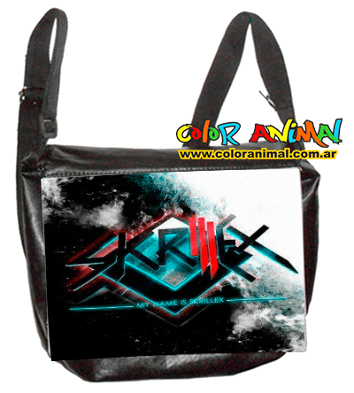 Morral Skrillex - My Name is Skrillex