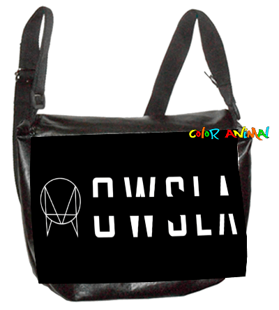 Morral de Cuerina Owsla Skrillex Color Animal