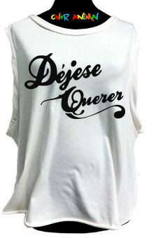 Dejese Querer - Remeras Color Animal  Musculosa Mujer