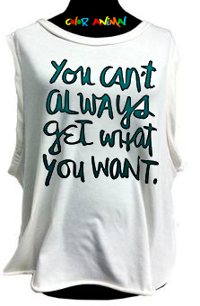 You Can´t Always - Remeras Color Animal  Musculosa Mujer