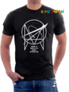 Skrillex OWSLA Bixel Freelife Remeras Color Animal