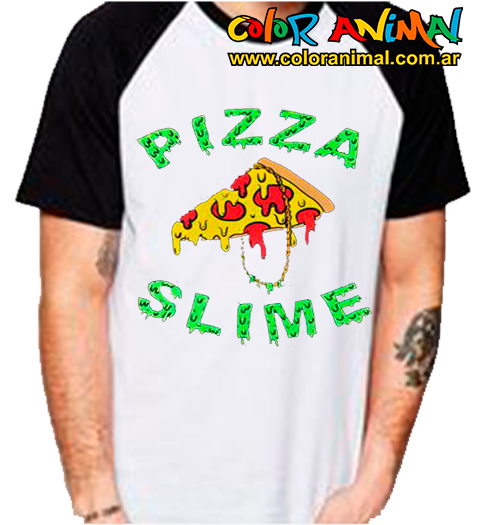 Pizza Slime - Garage Sale