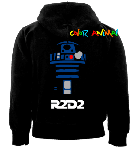 Campera R2D2 Star Wars