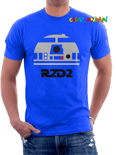 R2D2 Star Wars Color Animal