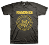 Remera Ramones Color Animal