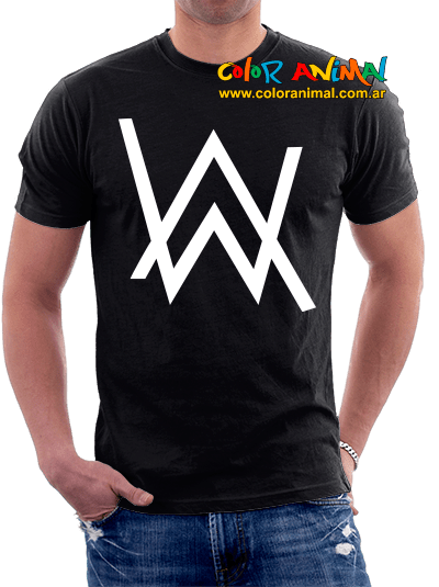 Combo Alan Walker Campera + Remera + Gorro en internet