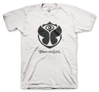 Tomorrowland Color Animal  Remera 100% Algodon