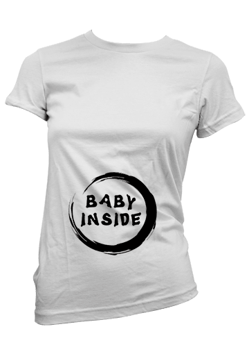 Remeras Futura Mamá Embarazadas Baby Shower Color Animal  Remera 100% Modal