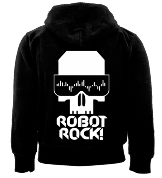 Robot Rock Camperas Color Animal