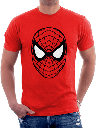 Spiderman - Hombre Araña - Remeras Color Animal