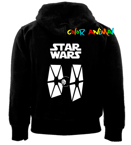 Campera Tie Fighter Star Wars